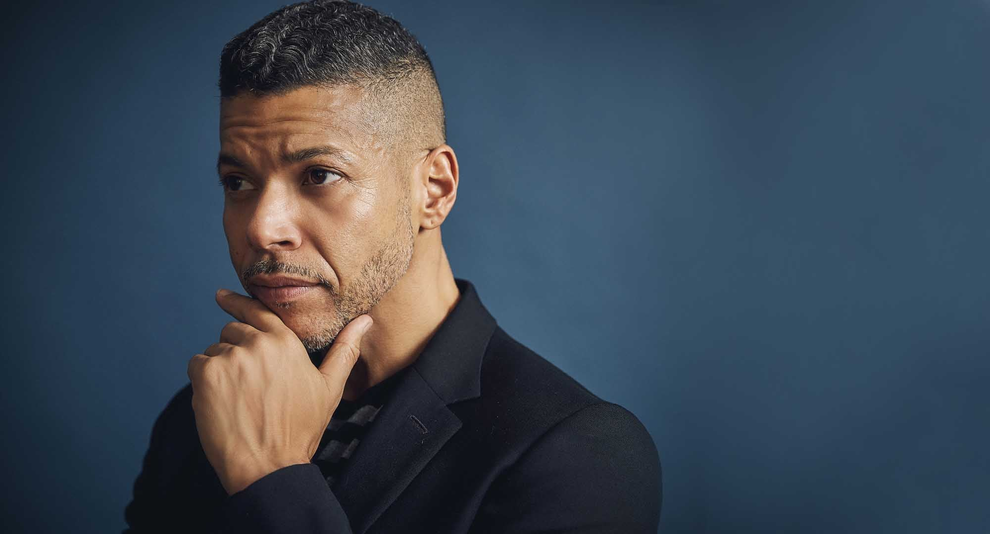 Wilson Cruz in The Ready Room