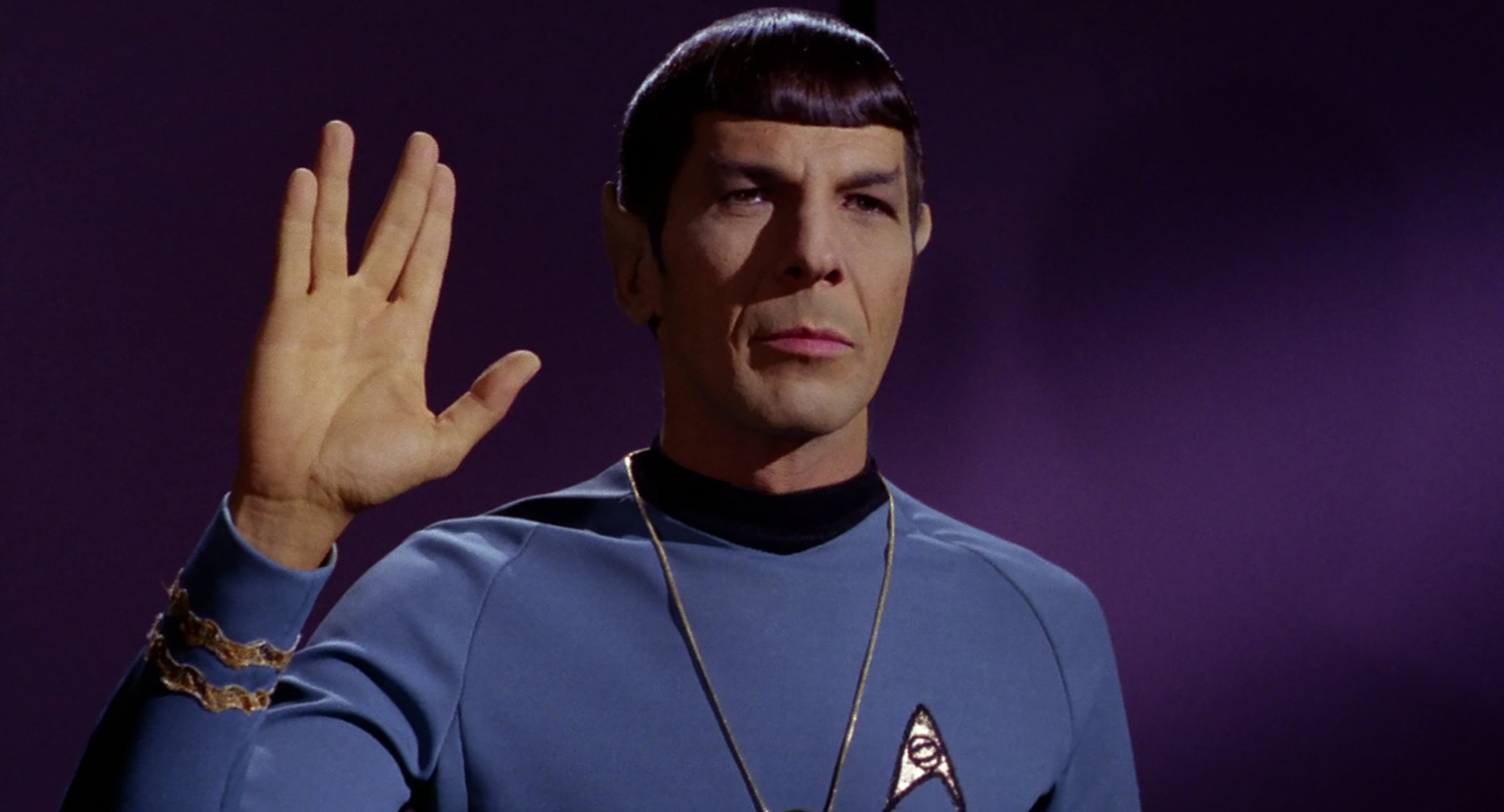 This is Why we 'Live Long and Prosper'