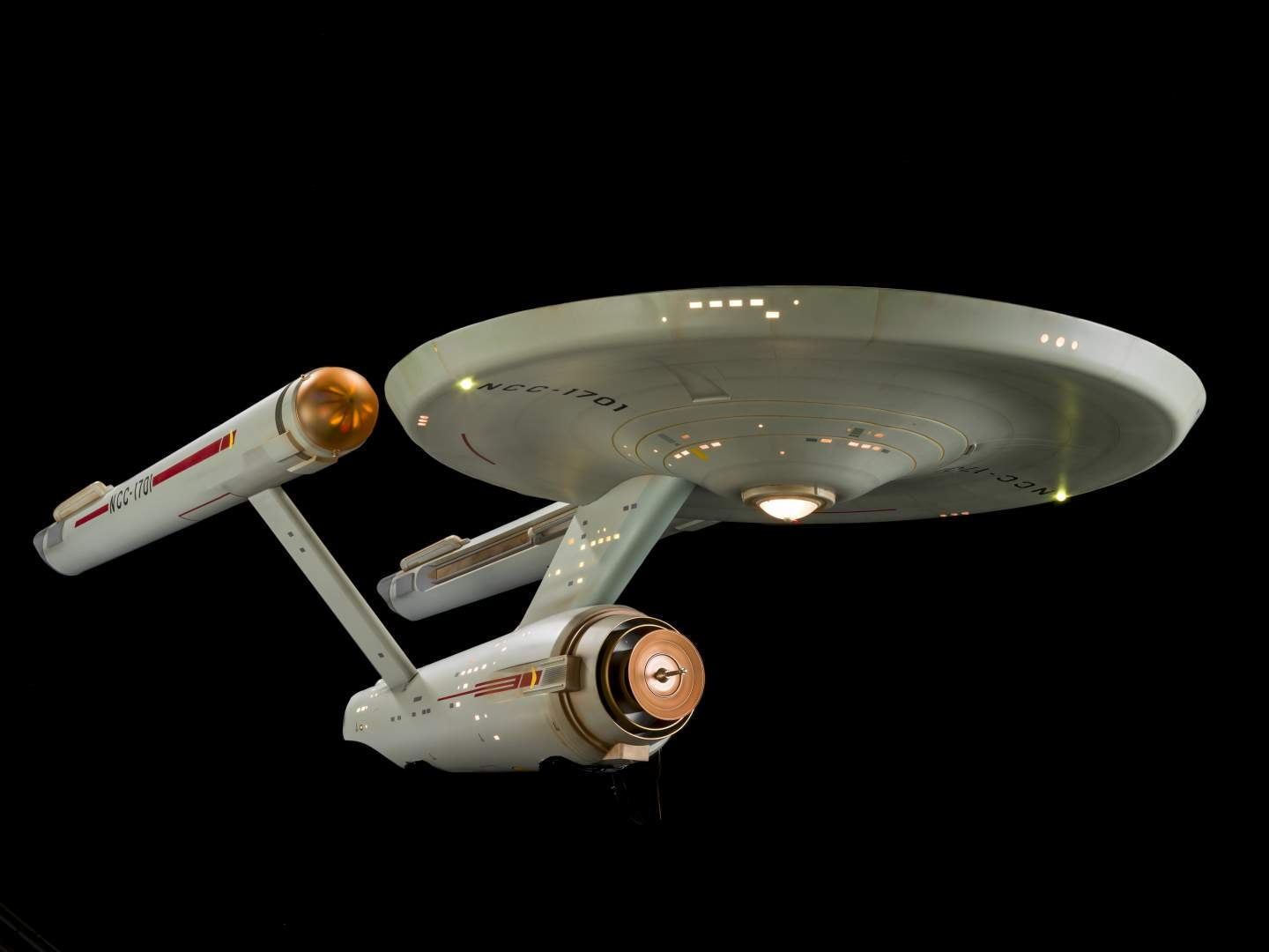 The Enterprise Model Is Leaving the Smithsonian