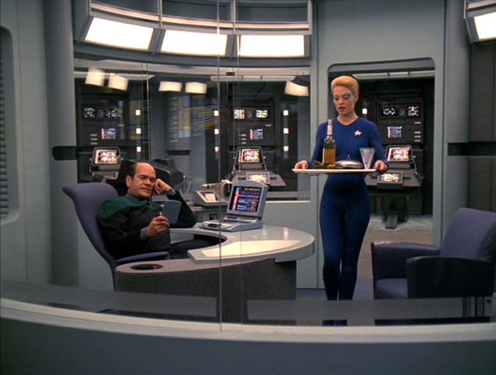 "Star Trek: Voyager - ""Body and Soul"""