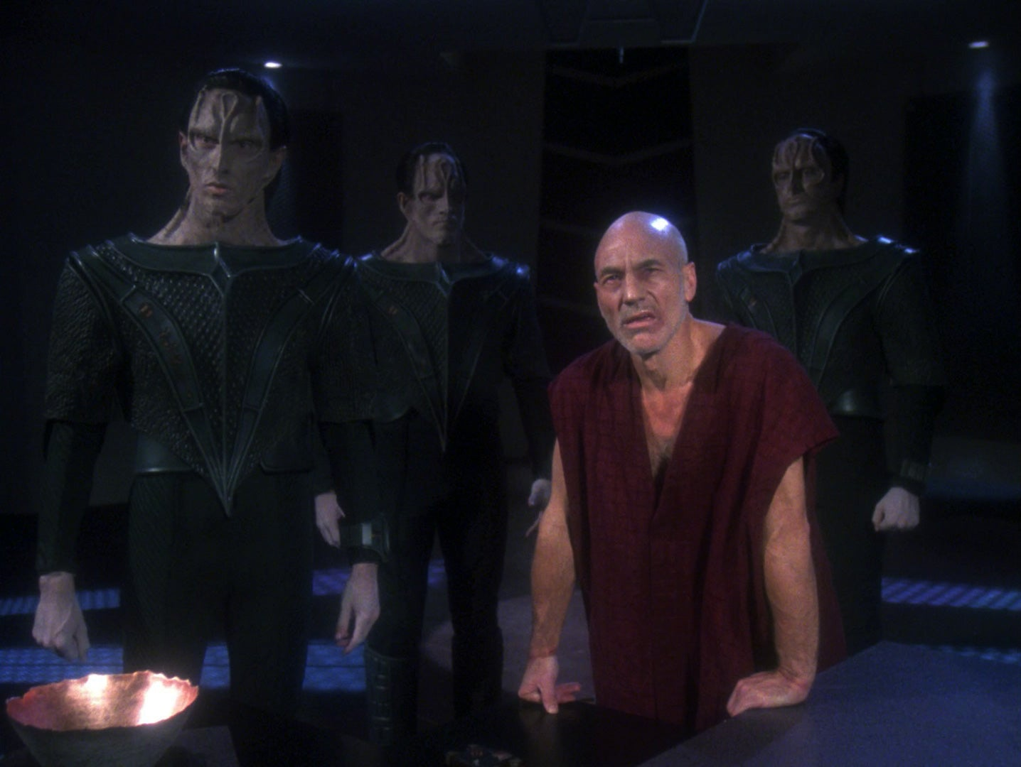 "Star Trek: The Next Generation - ""Chain of Command, Part II"""