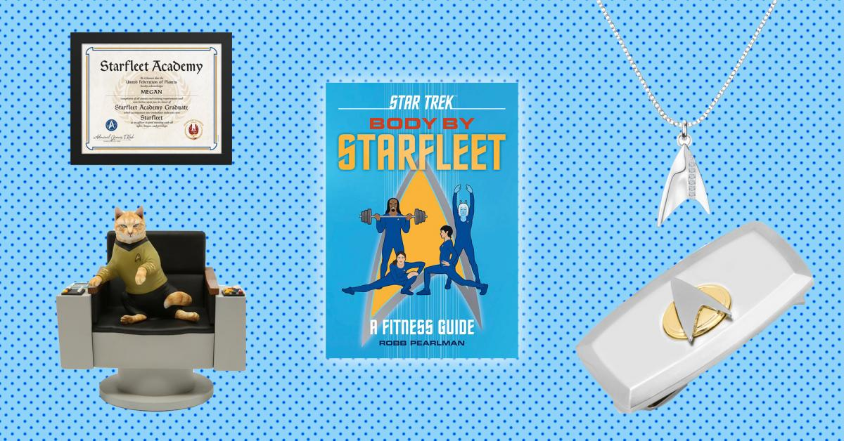 The 2019 Star Trek Holiday Gift Guide