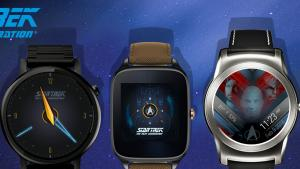 Star Trek Watch Faces
