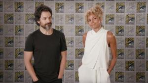 The new cast of 'Picard' talks about each of their characters.