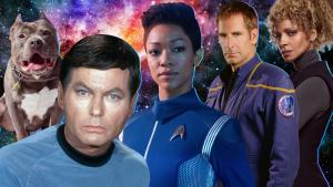 Star Trek Quarantine Crew