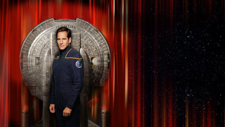 Star Trek Enterprise Key Art