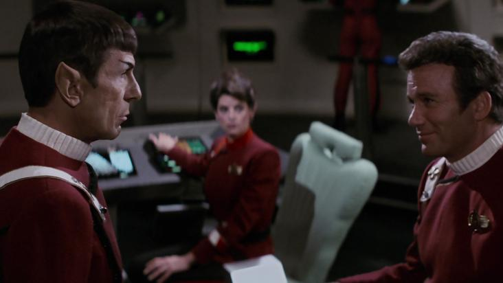 Favorite Wrath of Khan character