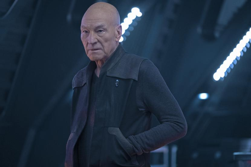 "Star Trek: Picard - ""The Impossible Box"""