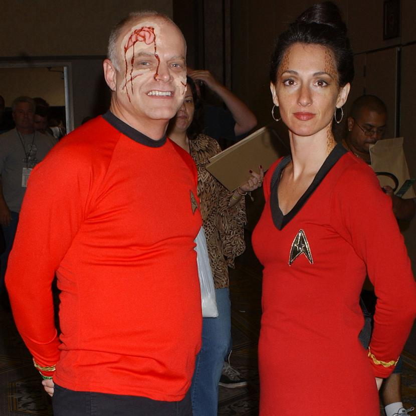 Not Just Any Redshirts
