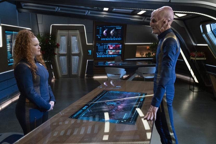 "Star Trek: Discovery- ""Unification III"""