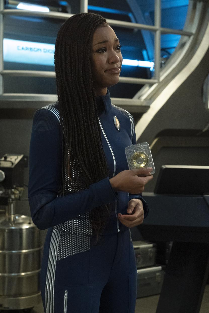 "Star Trek: Discovery - ""Unification III"""