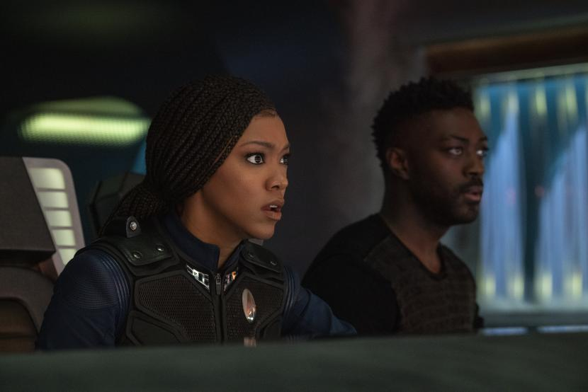 "Star Trek: Discovery - ""There Is A Tide..."""