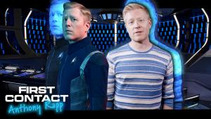 Anthony Rapp's First Contact
