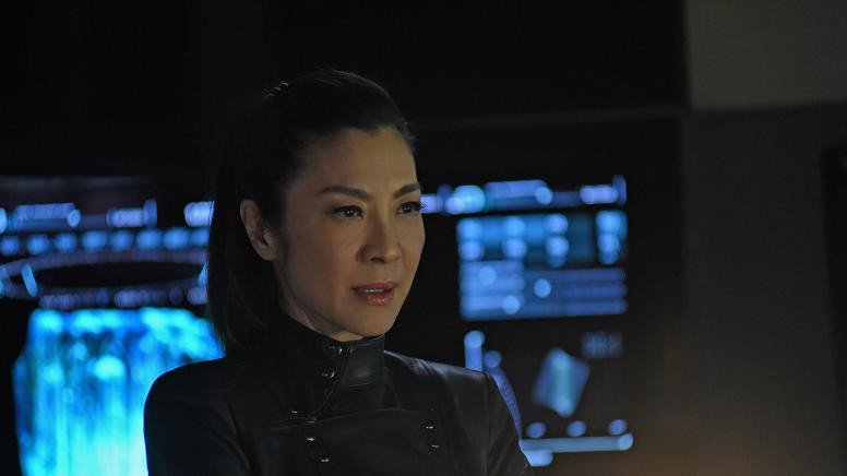 Michelle Yeoh as Georgiou