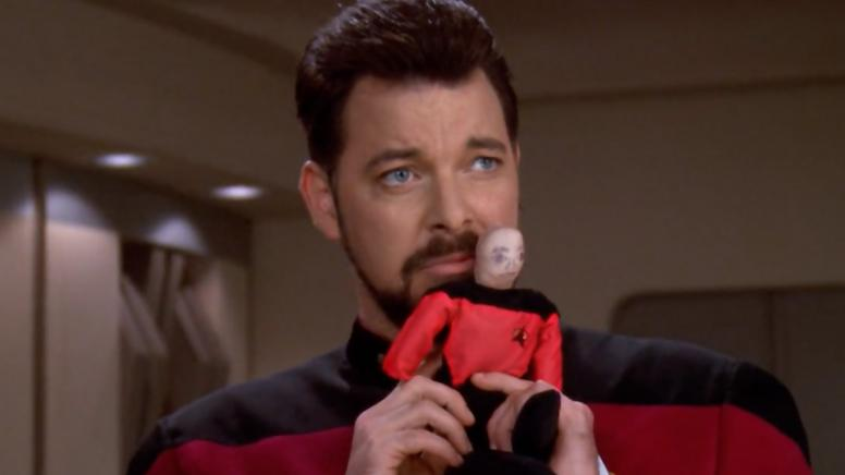 Message from Number One, Jonathan Frakes