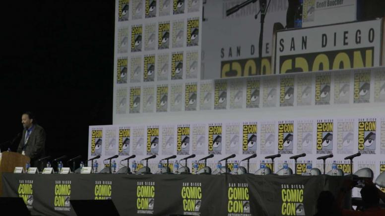 Star Trek Universe Panel at San Diego Comic-Con