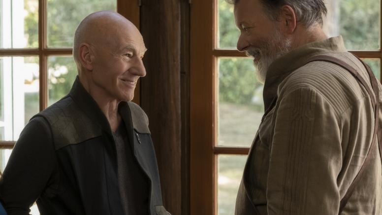 """Star Trek: Picard"" First Look"
