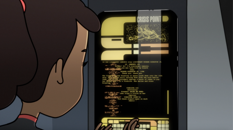 Star Trek: Lower Decks, Episode Preview 9