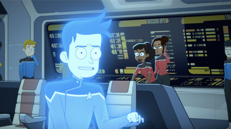 Star Trek: Lower Decks, Episode 7 Preview