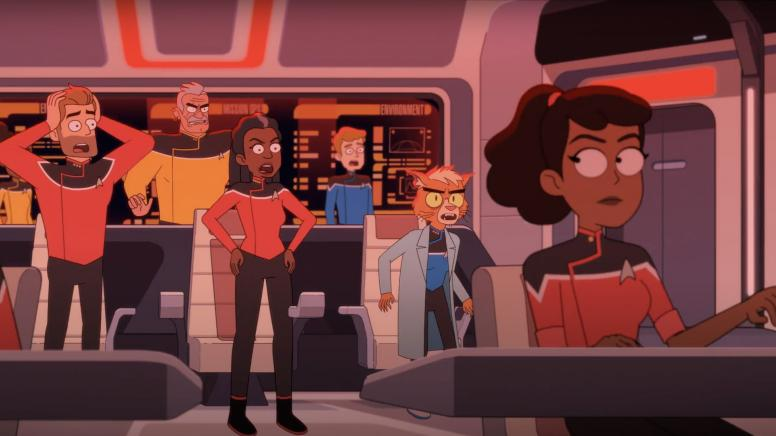 Star Trek: Lower Decks, Episode 8 Preview