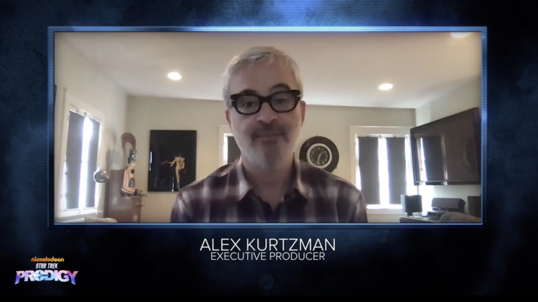 Alex Kurtzman at NYCC