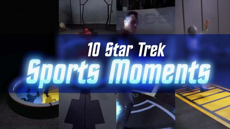 Top Star Trek Sports Moments