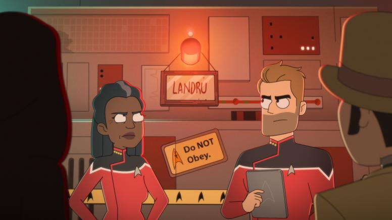 Star Trek: Lower Decks — No Small Parts Easter Eggs